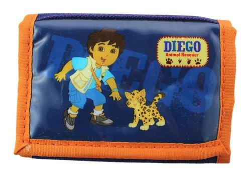 Dora the Explorer : Diego Trifold Wallet / Animal Rescuer [Toy]