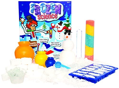 Be Amazing! Toys Frozen Science Kit by Be Amazing! Toys