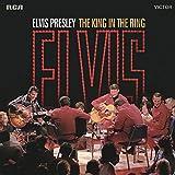 LP-ELVIS PRESLEY - THE KING IN THE RING -2LP-