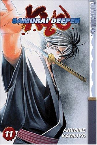 Samurai Deeper Kyo Volume 11: v. 11: Amazon.es: Akimine ...