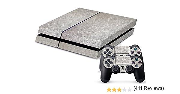 Gaminger Playstation 4 - Kit de Skins (Fundas Adhesivas) para Consola + 2 mandos de Control: Amazon.es: Electrónica