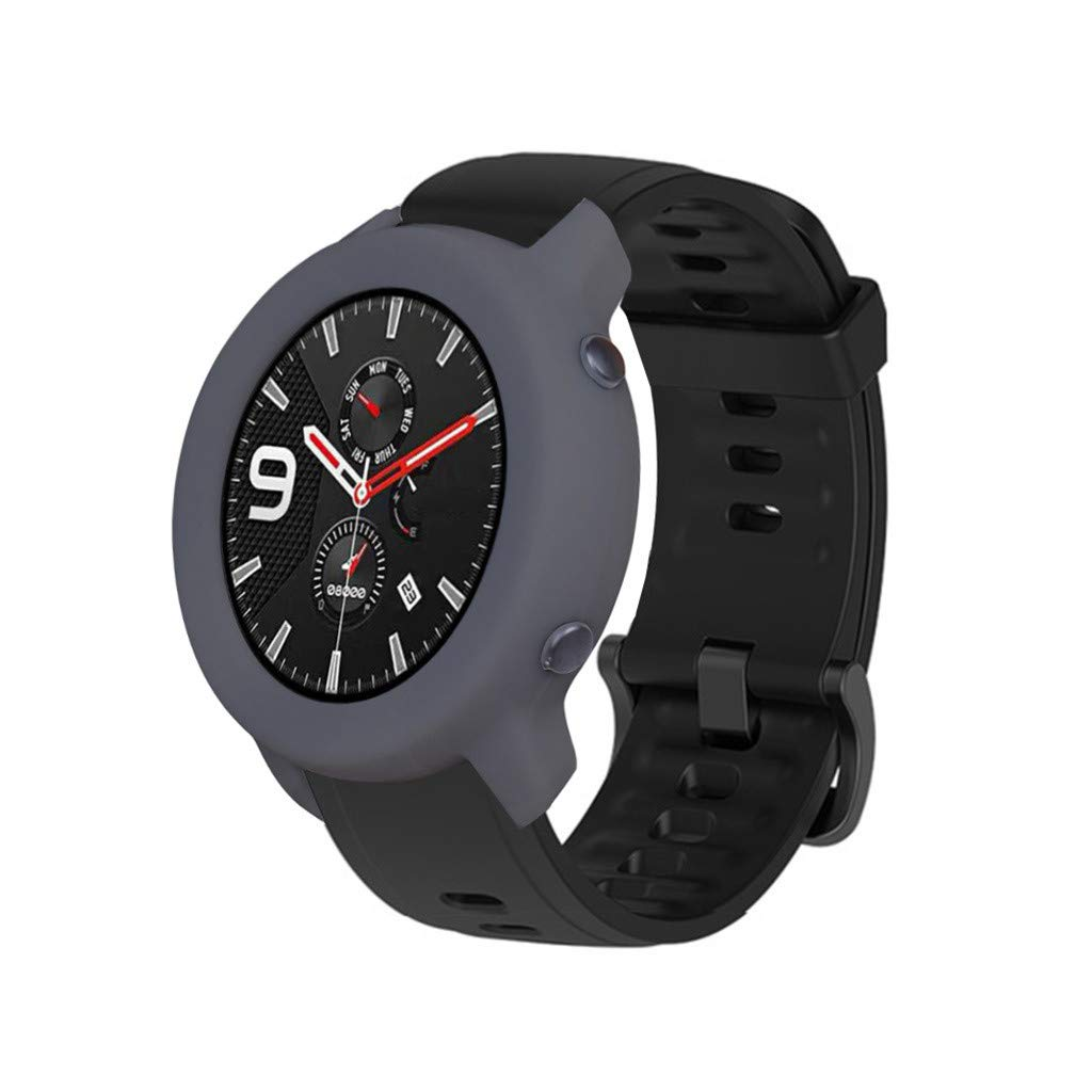 Amazon.com: Case Compatible with Huami AMAZFIT GTR 42mm ...