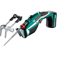 Bosch Cordless Garden Pruning Saw Keo (Integrated Lithium-Ion Battery, 10.8 Volt, Blade Included, in Box)