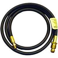 Mr. Heater 2-Foot Hose Assembly with Excess Flow Soft Nose P.O.L.