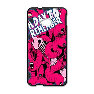 A Day To Remember Black HTC M7 case