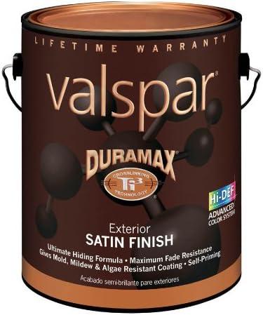 Valspar Duramax Exterior Satin Standard Paint 007 0041137