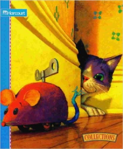 Harcourt School Publishers Collections Texas: Student Edition : Something New Grade 2/1 2000