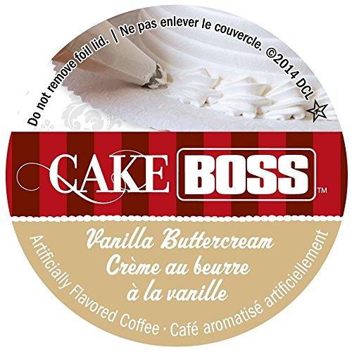 Cake Boss Vanilla Buttercream Portion Packs 24Ct 2.0 comp...