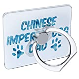 imperial cat step - Cell Phone Ring Holder Dog & Cat Dad Chinese Imperial Dog Collapsible Grip & Stand Neonblond