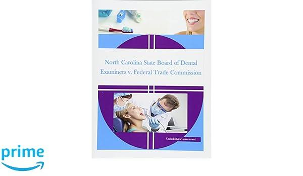 North Carolina State Board of Dental Examiners v  Federal
