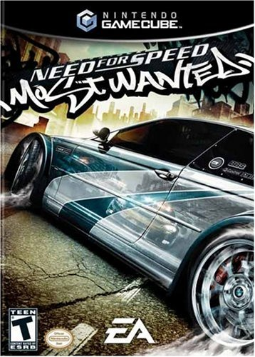 Need For Speed: Most Wanted - Gamecube (Gamecube Need For Speed Games)
