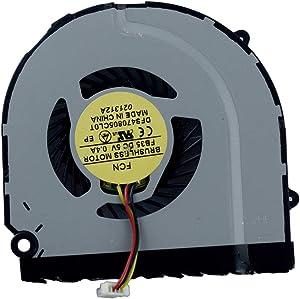 CPU Cooling Fan for HP Pavilion DM4-3000 DM4-3024TX DM4-3052NR DM4-3055DX DM4-3013CL DM4-3007XX DM4-3050US DM4-3056NR DM4-3024TX DM4-3025TX DM4-3070CA DM4-3090SE Series 669934/669935-001 KSB05105HA