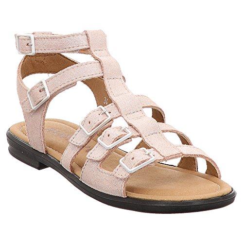 Heels Pink Sandals Ricosta 313 Anke Women's Nude 0EqnwZTR