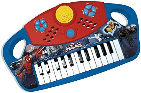 [해외]Reigspiderman - 562 - Piano - Orgue Electronique - 25 Touches - Spiderman / Reigspiderman - 562 - Piano - Orgue Electronique - 25 Touches - Spiderman