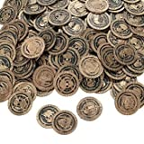 Pirate Coins - Halloween Toys, Games & Novelties & Halloween Toys & Games