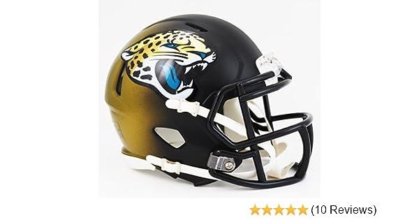 3873a2bb NFL Jacksonville Jaguars Speed Mini Helmet