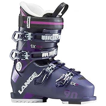 8466bd216b Lange - Bota de esquí SX 90, para mujer, talla 42 2/3 - Negra: Amazon.es:  Deportes y aire libre