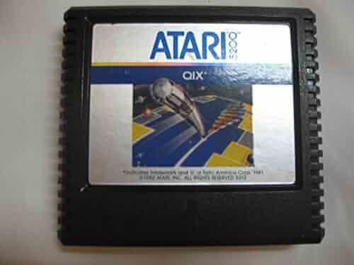 Qix for Atari 5200
