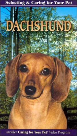 Selecting and Caring For Your Pet Dachshund [VHS]