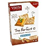 Vans Natural Foods The Perfect 10 Gluten Free Crackers, 4 Ounce - 6 per case.