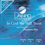 : In God We Still Trust [Accompaniment/Performance Track]