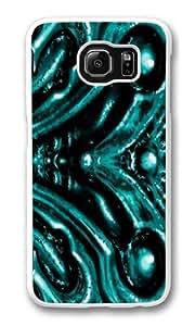 Blue Blood Bio Custom Samsung Galaxy S6/Samsung S6 Case Cover Polycarbonate White