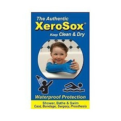 - XeroSox Waterproof Cast Protector - Half Arm- Large #HA-15