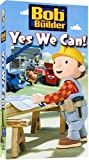 Bob the Builder: Yes We Can [VHS]