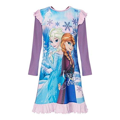 Avon Frozen Lilac Nightdress Age 6-7 Disney
