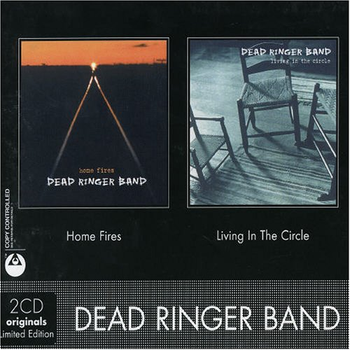 Home Fires / Living in the Circle (Bluegrass Ringer)