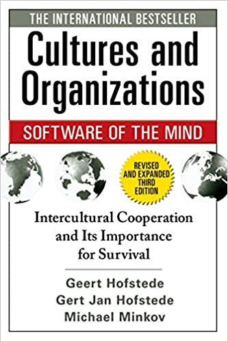 Cultures And Organizations Software Of The Mind Third