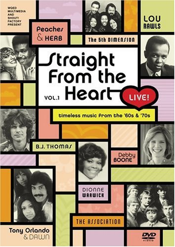 Straight From The Heart Live, Vol. 1 (B Orlando)