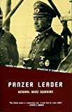 Book cover from Panzer Leader by Heinz Guderian