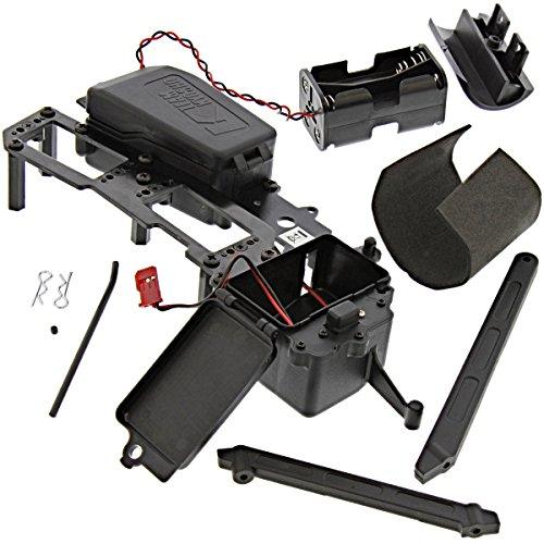 Kyosho Battery (Kyosho Inferno NEO ST 2.0 RS RADIO BOX, BATTERY TRAY & BUMPER Servo Mount)