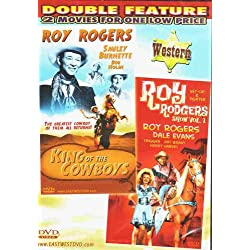 King Of The Cowboys / Roy Rogers Show Vol. 1 [Slim Case]