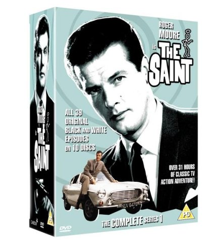 The Saint [DVD] [Import] B0001P1B48