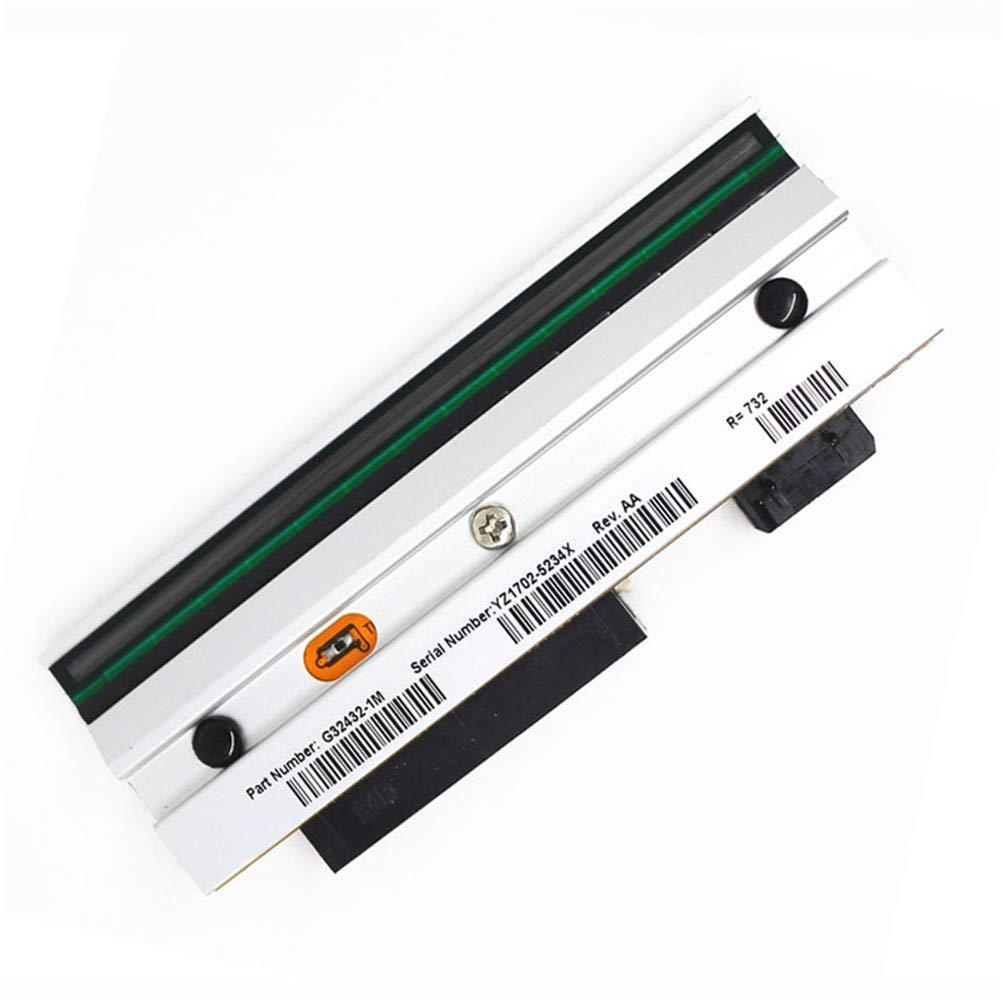 Thermal Printhead for 105SL, Print Head for Zebra 105SL Printer 203dpi KPA-104-8MTA4-ZB4 G32432-1M by PARTSHE