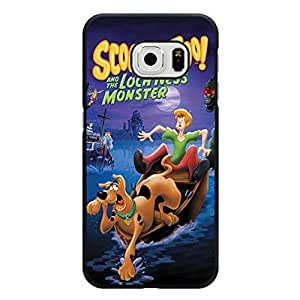 Samsung Galaxy S6 Edge Case Scooby-Doo Cartoon Movie Designed Samsung Galaxy S6 Edge Awesome Case Cover for Samsung Galaxy S6 Edge By LO.O Case