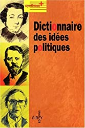 Dictionnaire des idées politiques
