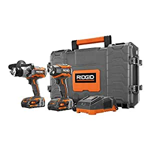 GEN5X 18-Volt 1/2 in. Hammer Drill/Driver and 1/4 in. Impact Driver Kit with Hard Case