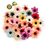 Silk-Flowers-in-Bulk-Wholesale-Fake-Flowers-Heads-Mini-Rose-Cloth-Artificial-Flower-for-Wedding-Party-Home-Room-Decoration-Marriage-Shoes-Hats-Accessories-Silk-Flower-80pcs-5cm-Multicolor