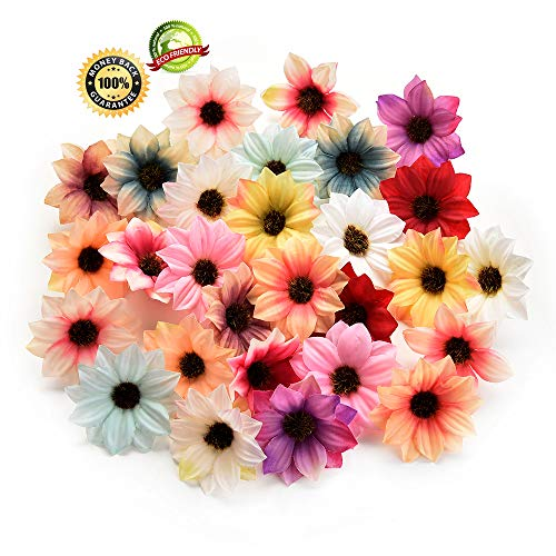 Silk Flowers in Bulk Wholesale Fake Flowers Heads