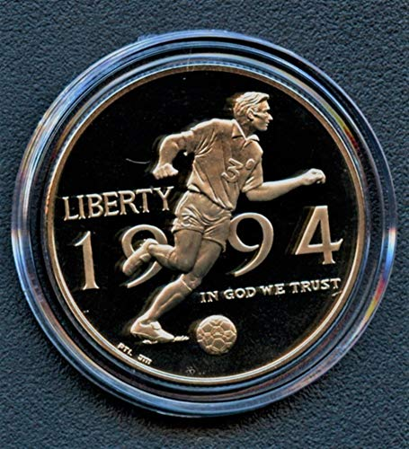 1994 P World Cup Tournament US Commemorative Half Dollar (1/2) Proof US Mint