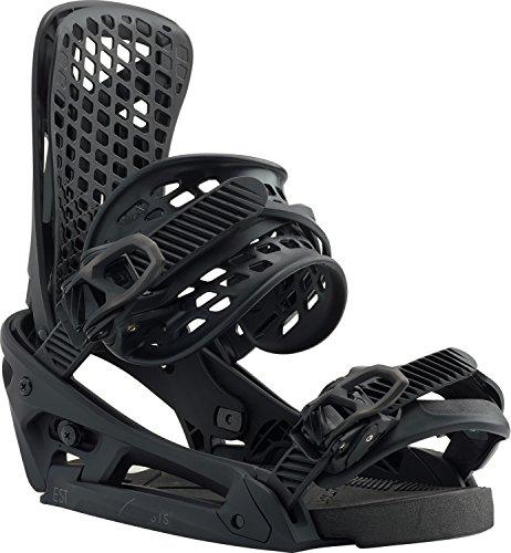 Burton Genesis EST Snowboard Bindings Matty Black Sz M (8-11)