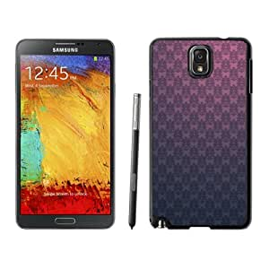 Popular And Unique Designed Case For Samsung Galaxy Note 3 N900A N900V N900P N900T With Seamless Vintage Floral Pattern Phone Case Cover