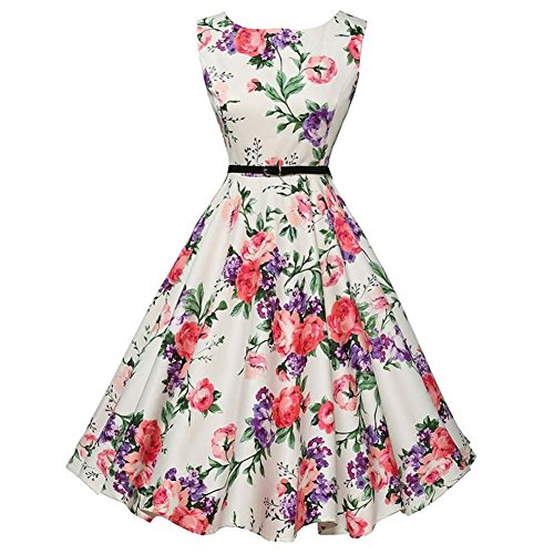 1950s female dress - 8