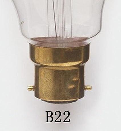 Lh$yu E27 E40 B22 Lámpara LED de boca Bombillas 20W-150W Equivalente Blanco