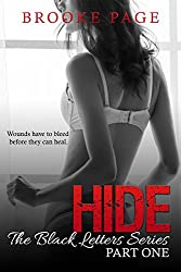 Hide: Part One (The Black Letters Series Book 1)