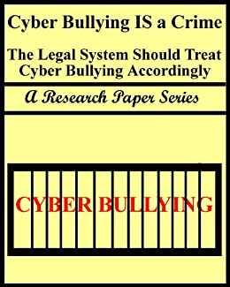 cyber bullying should be a criminal While there are no specific cyber-bullying offences in australia, there are a number of criminal laws that may be used to charge cyber-bullying offenders.