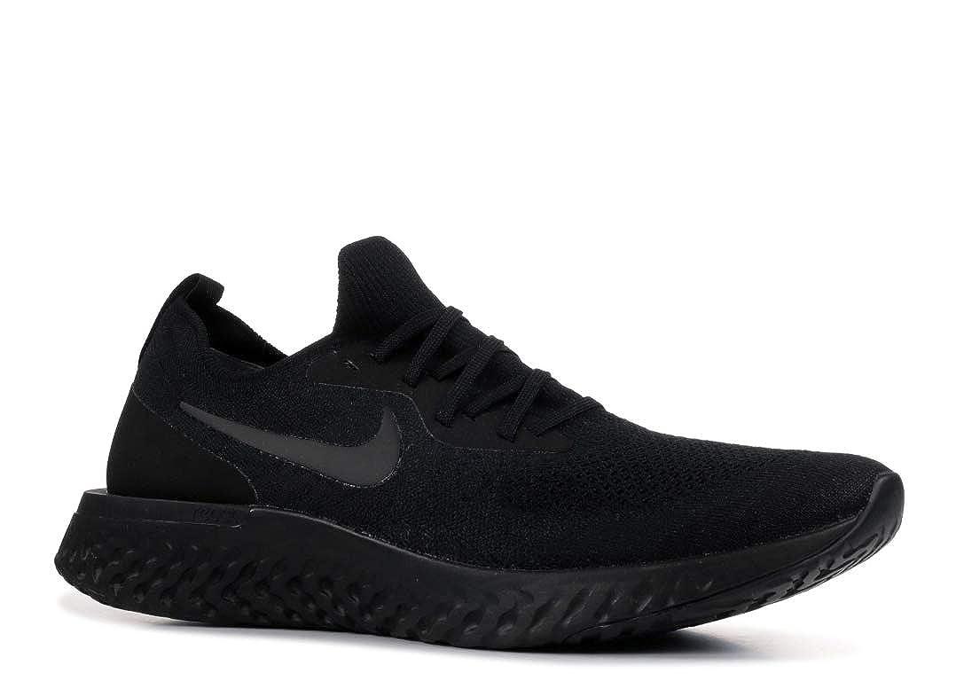 Noir (noir noir noir 003) Nike Epic React Flyknit, Chaussures de Running Compétition Homme 47.5 EU
